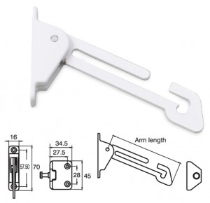 Face Fix non-locking hold open restrictors