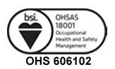 OHSAS18001 Logo