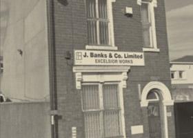 J Banks History